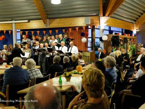 Dit weekend bij PIM genieten van het Senioren Songfestival Waterland 2018