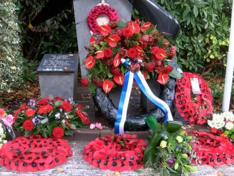 Remembrance Day in Monnickendam weer heel eerbiedwaardig