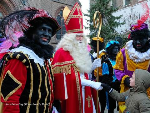Sinterklaas is weer in Waterland!