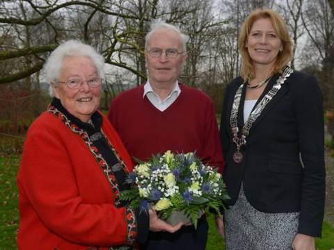 Echtpaar Jongejans 60 jaar getrouwd