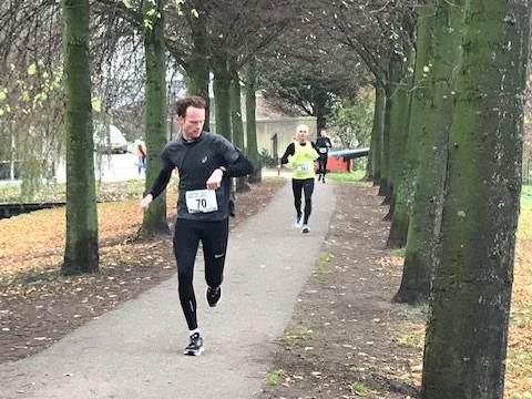 Weer veel deelnemers aan Sint Nicolaasloop Monnickendam