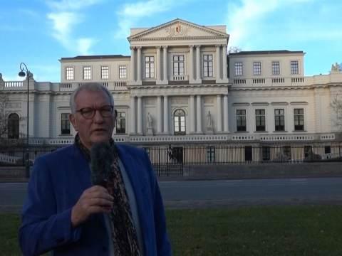 Lokale Omroep Landsmeer interviewt de Gedeputeerde over bestuurskracht