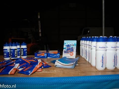 Fietsmarathon in Fietsschuur levert 1700 euro op voor Huis aan het Water