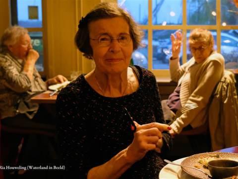 Bewoners van Evean Swaensborch bij Four Seasons