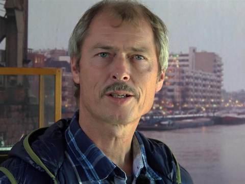 Nico Oussoren maakte film 'voor hen die zijn in nood op zee'