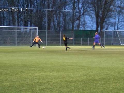 Euforisch Broek Zuid na winst in Broeker derby
