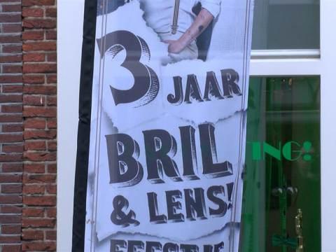 Tina en Eelke al drie jaar op het Zuideinde met Bril & Lens