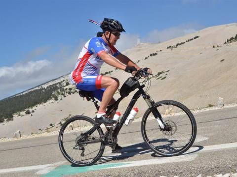 Ga je mee de Mont Ventoux op?
