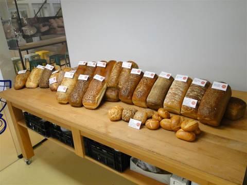 Waterlandse Deen klanten brengen bezoek aan Bakkerij Pater