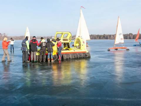 Prachtige reis van Stichting IJsschuiten Gouwzee naar Zweden