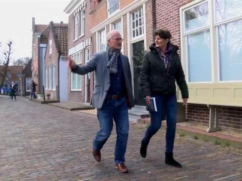 Spannende roman over zinloos geweld speelt zich af in Monnickendam