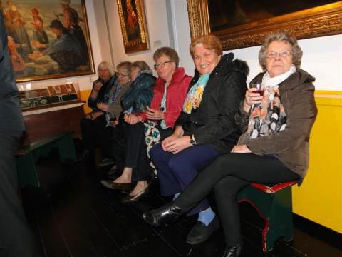 Ad van Hassel opent nieuwe tentoonstelling Marker Museum