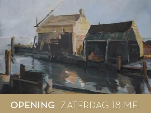 Expositie van Mineke van Gelder in Catharinakerk