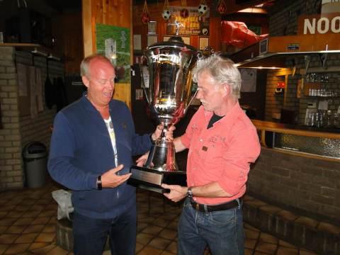 Klaas Peereboom wint Marker Jeu de Boules competitie 2018