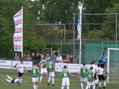 VVM kampioen na winst in Gouwzee derby tegen SV Marken