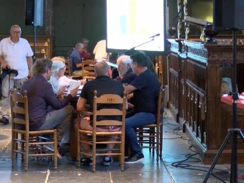 Opkomst bijeenkomst bestuurlijke toekomst Waterland in Broek is teleurstellend