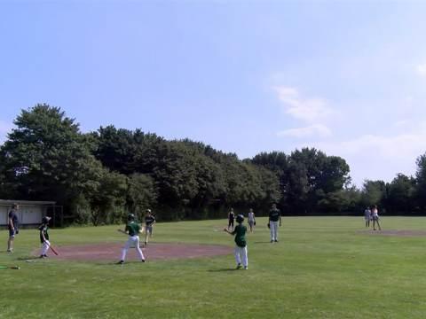 Honk- en Softbalvereniging Sullivan's Green Devils bestaat 40 jaar