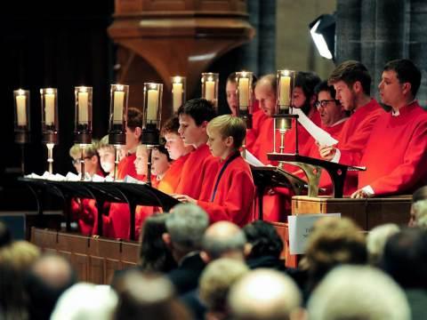 Top koor uit Engeland - Temple Church Boys' Choir - komt naar Monnickendam