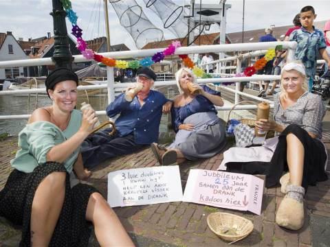 De Monnickendammer Visdagen: veel te beleven voor jong en oud