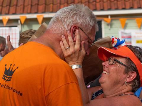 Lintje voor Klaas-Johan Honingh uit Zuiderwoude