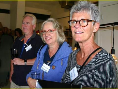 12,5 jaar Stichting Vaarwens gevierd met vrijwilligers