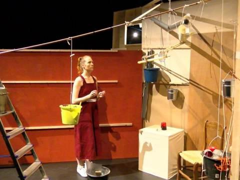 De Blauwe Zon viert 10-jarig jubileum met toneelstuk