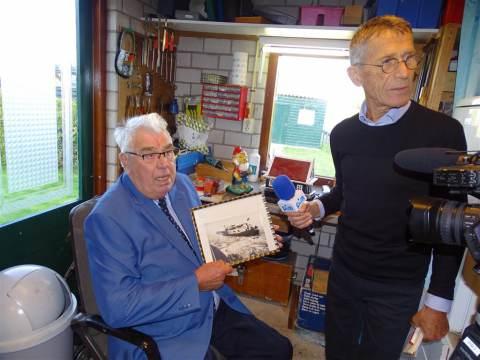 Jan Schipper en Grietje Schipper – de Waart vieren 60 jaar huwelijk