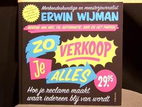 Zo verkoop je alles, het handboek door Erwin Wijman