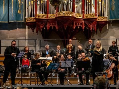 Kinderen zingen Bach: een heerlijk concert!