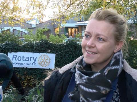 Rotaryclub Monnickendam start Sterren Stralen actie: een stoel voor een stoel