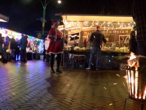 Wederom oergezellige Kerstmarkt in Ilpendam
