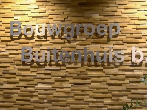 Nieuw onderkomen voor Bouwgroep Buitenhuis