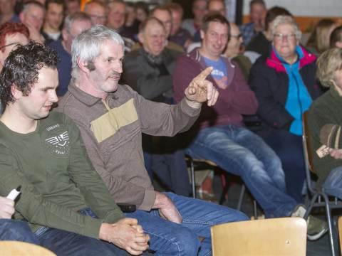 De boeren in Waterland verenigen zich met start in De Bierderij