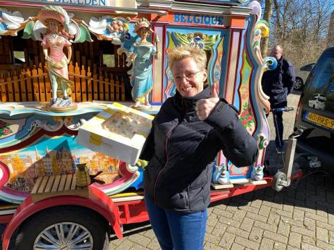 Burgerinitiatief zorgt voor draaiorgelconcert bij Swaensborch