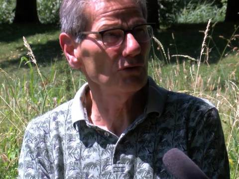 Insectenhotel Zuidervestingtuin toch officieel geopend