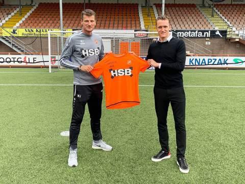 Extra jaar voor Martijn Kaars bij FC Volendam