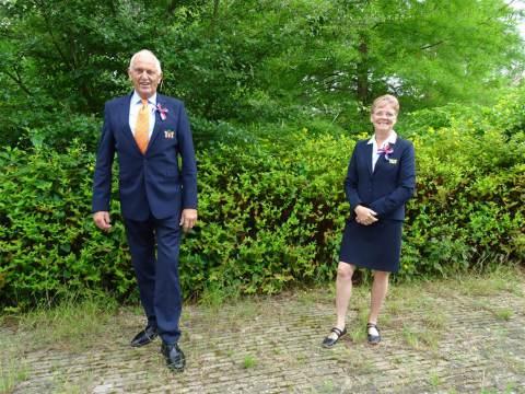 Waterlandse Koninklijke onderscheidingen uitgereikt