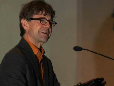 Avond Kerkplein Waterland met dr. Bert Dicou over 'Heilig, gewoon nu'