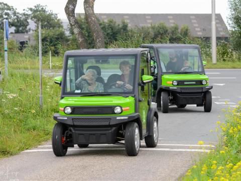 Bewoners van Swaensborch op pad met See by Drive
