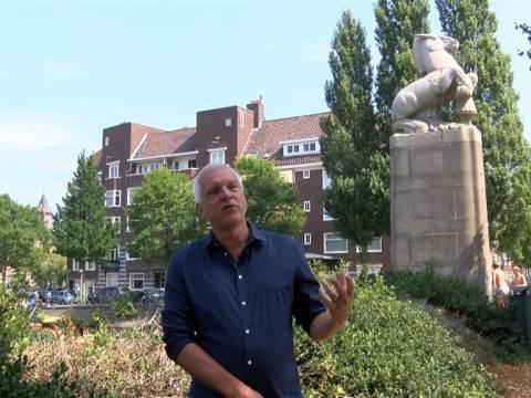Monnickendammer Joost Schrickx maakt film over Hildo Krop, stadsbeeldhouwer van Amsterdam