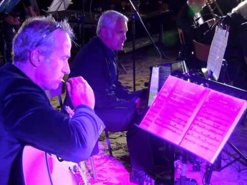 Spetterend concert van The Notorious Monks bij Bierderij Waterland