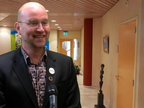 Vincent Koerse tijdelijk Statenlid voor GroenLinks