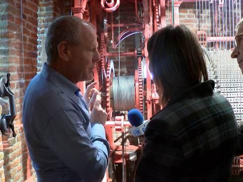 Het carillon van de Speeltoren kan weer 50 jaar mee