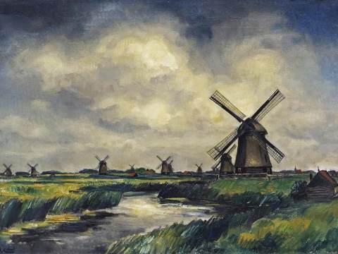 Weids! Het Noord-Hollandse landschap verbeeld