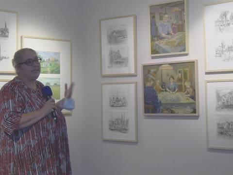 Dirk Oosterbaan weer te zien in Waterlandsmuseum De Speeltoren
