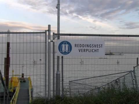 Alliantie Markermeerdijken in Uitdam gestart met dijkversterking