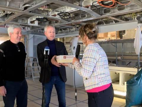 PIM op bezoek bij Koninklijke Hakvoort Shipyard