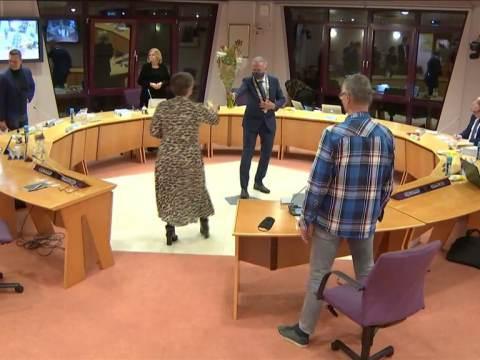 Wethouder en griffier benoemd in gemeenteraad Waterland
