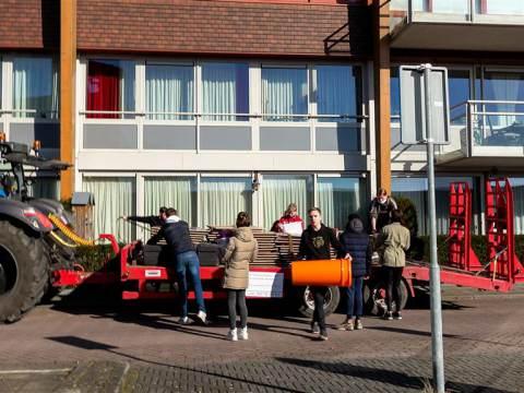 Bernard Nieuwentijt College verhuist voor examens naar Opstandingskerk