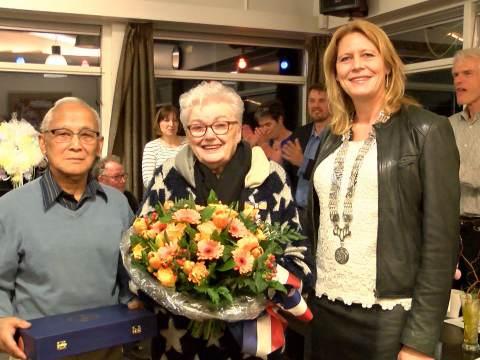 Koninklijke onderscheiding voor mevrouw Inge Rous-Limburg